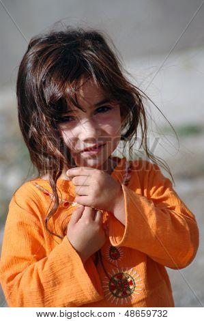 Kurdish children playing