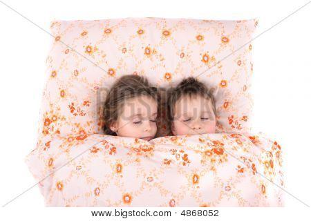 Sleeping Pair