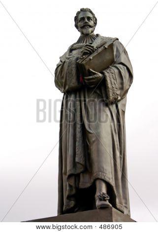 Scholar Statue