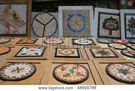 Mosaic boards