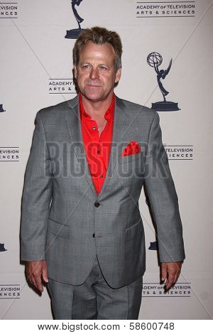 Kin Shriner at the Daytime Emmy Nominees Reception presented by ATAS, Montage Beverly Hills, CA 06-13-13