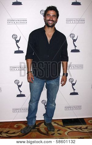 Ignacio Serricchio at the Daytime Emmy Nominees Reception presented by ATAS, Montage Beverly Hills, CA 06-13-13