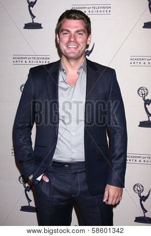 Jeff Branson at the Daytime Emmy Nominees Reception presented by ATAS, Montage Beverly Hills, CA 06-13-13