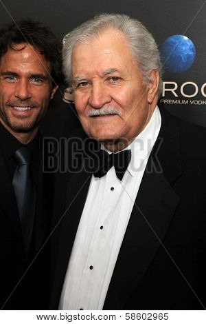 John Aniston at the 40th Annual Daytime Emmy Awards, Beverly Hilton Hotel, Beverly Hills, CA 06-16-13