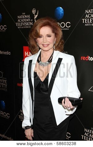 Suzanne Rogers at the 40th Annual Daytime Emmy Awards, Beverly Hilton Hotel, Beverly Hills, CA 06-16-13