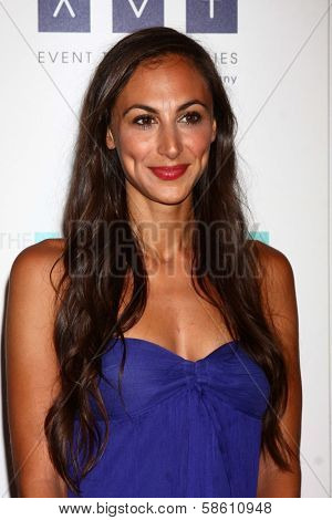 Julia Price at the 4th Annual Thirst Gala, Beverly Hilton Hotel, Beverly Hills, CA 06-25-13