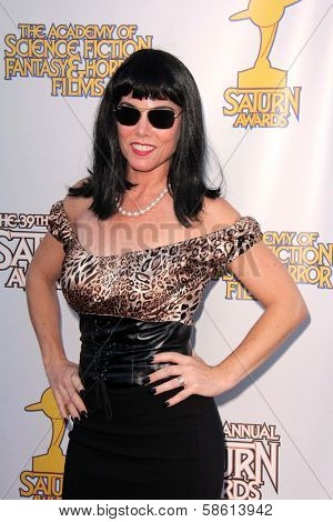 Christy Oldham at the 39th Annual Saturn Awards, The Castaway, Burbank, CA 06-26-13