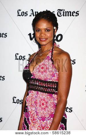 Kimberly Elise at the