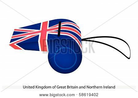 Whistle Of United Kingdom Of Great Britain And Northern Ireland