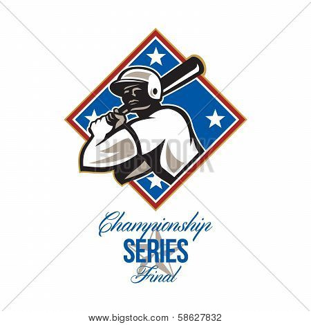 Baseball Championship Series Final Retro