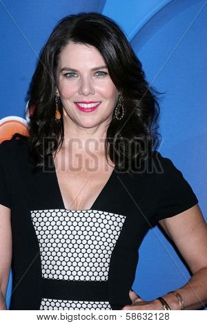 Lauren Graham at the NBC Press Tour, Beverly Hilton, Beverly Hills, CA 07-27-13
