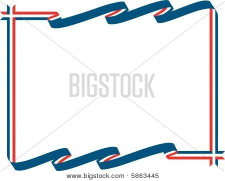 Blue Flag Banner
