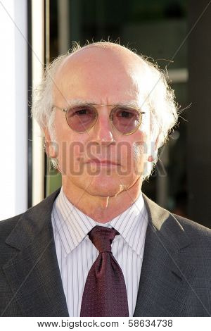 Larry David at the