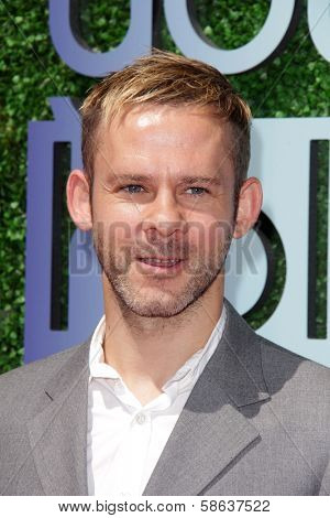 Dominic Monaghan at the 15th Annual Young Hollywood Awards, Broad Stage, Santa Monica, CA 08-01-13