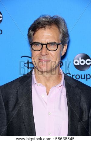 Henry Czerny at the Disney/ABC Summer 2013 TCA Press Tour, Beverly Hilton, Beverly Hills, CA 08-04-13