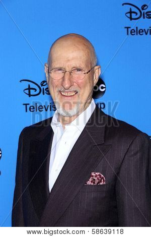 James Cromwell at the Disney/ABC Summer 2013 TCA Press Tour, Beverly Hilton, Beverly Hills, CA 08-04-13
