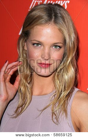 Erin Heatherton at the FXX Network Launch Party and