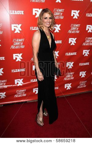 Shawnee Smith at the FXX Network Launch Party and