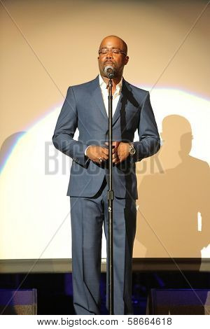 Darius Rucker at the 7th Annual ACM Honors, Ryman Auditorium, Nashville, TN 09-10-13