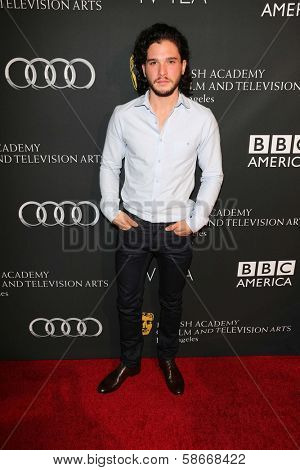 Kit Harrington at the BAFTA Los Angeles TV Tea 2013, SLS Hotel, Beverly Hills, CA 09-21-13