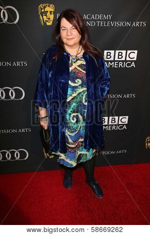 Allison Anders at the BAFTA Los Angeles TV Tea 2013, SLS Hotel, Beverly Hills, CA 09-21-13
