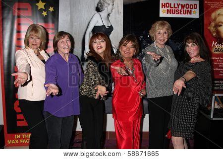 Ilene Graff, Geri Jewell, Judy Tenuta, Dawn Wells, Michael Learned, Kate Linder at