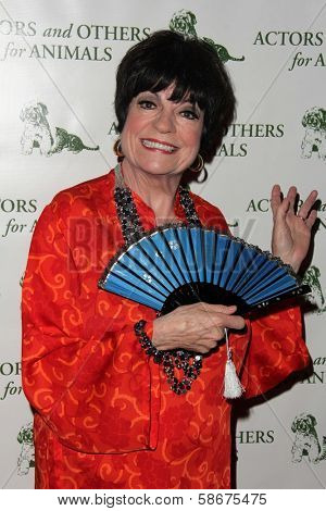 Jo Anne Worley  at Actors and Others for Animals Celebrates