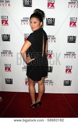 Jenna Ushkowitz at the