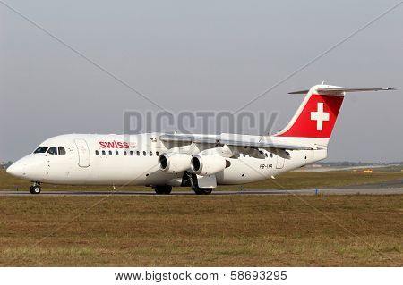 Swiss International Air Line