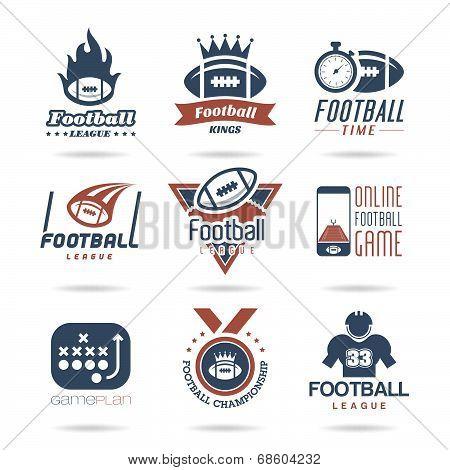 Football Icon Set - 2