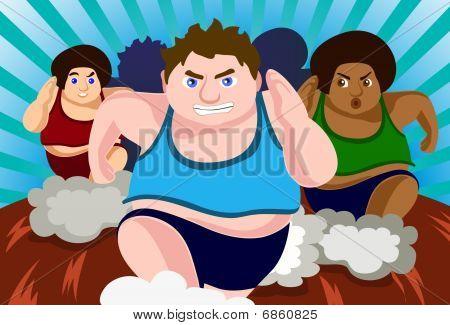 Race Against Fat