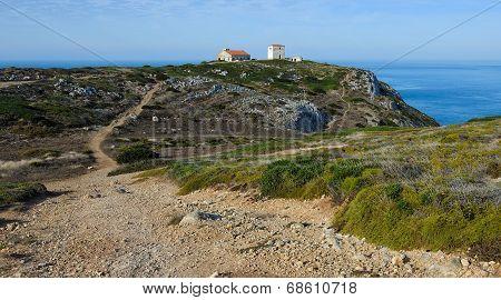 The Atlantic Coast, Cape Espichel, Portugal