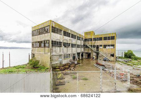 Alcatraz Model Industries Building, San Francisco, California