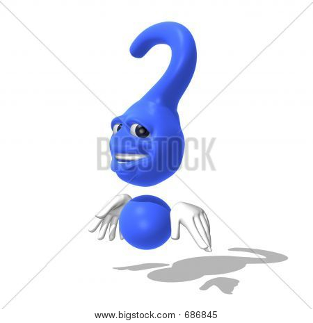 Question Mark Character