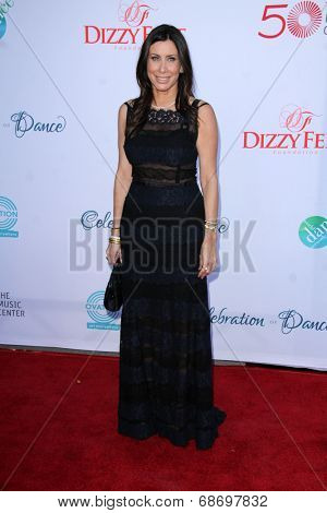 LOS ANGELES - JUL 19:  Sydney Holland at the 4th Annual Celebration of Dance Gala at Dorothy Chandler Pavilion on July 19, 2014 in Los Angeles, CA