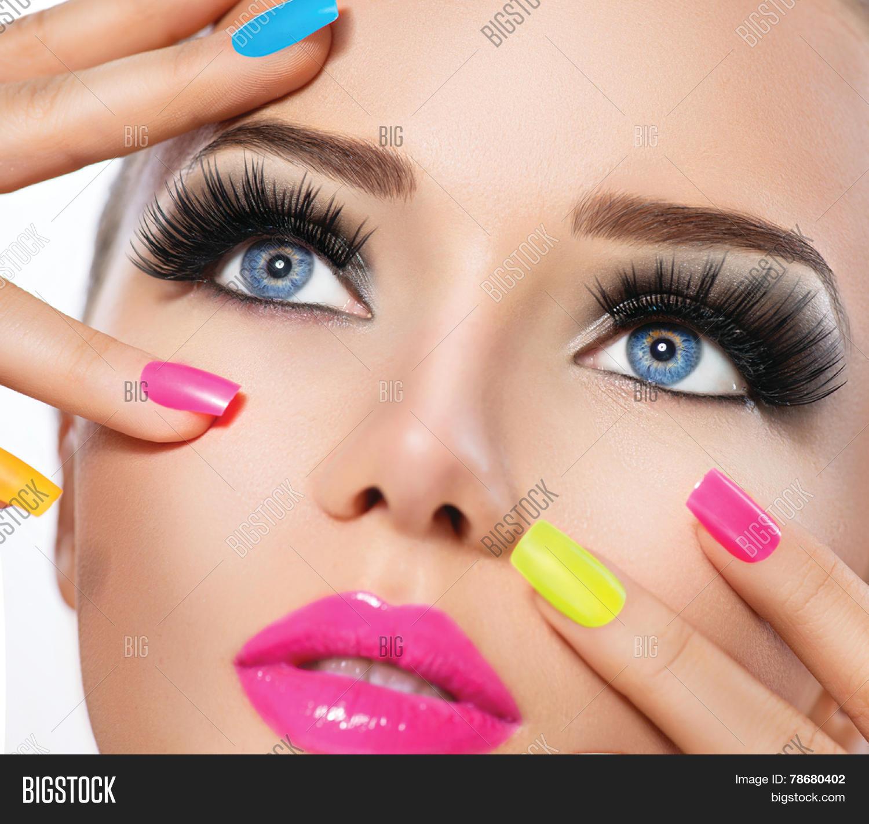 Beauty Girl Portrait Image & Photo (Free Trial) | Bigstock