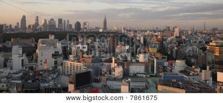 Tokyo Pano