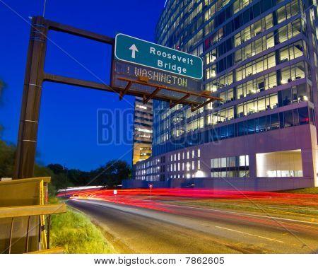 Lights to Washington DC