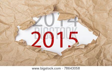 Upcoming New Year 2015