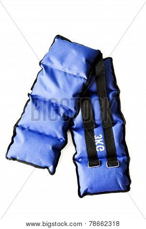 Wrist and ankle sandbags