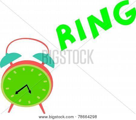 Vintage Clock Rings