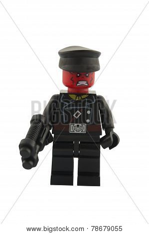 Red Skull Minifigure