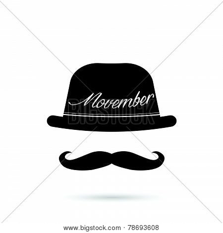 Movember Illustration
