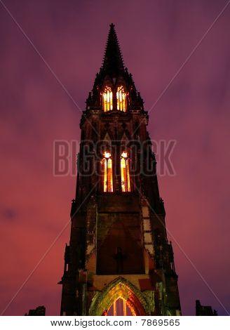 St. Nikolai Church Tower, Hamburg, Germany