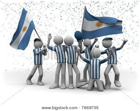 argentinian football fans