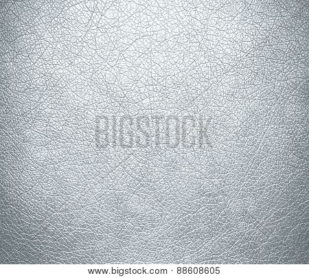Alice blue leather texture background