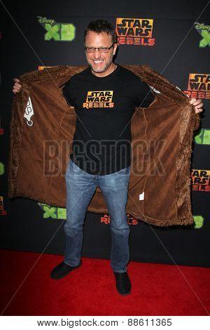 LOS ANGELES - FEB 18:  Steve Blum at the Global Premiere of