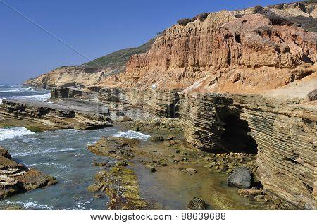 Coast of Point Loma