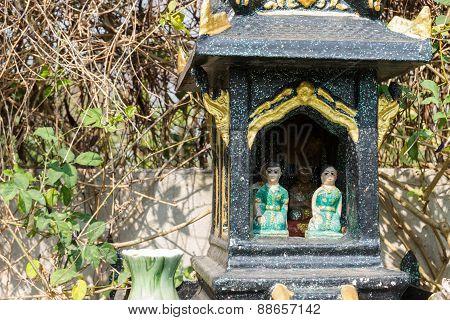 Green Joss House