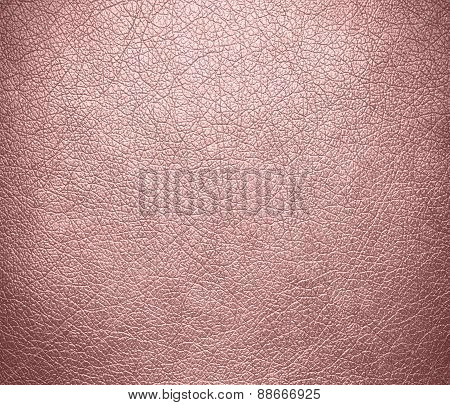 Baby pink leather texture background